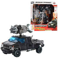 Детская игрушка Трансформер H 603/8109 Праймбот (робот-джип) Royaltoys