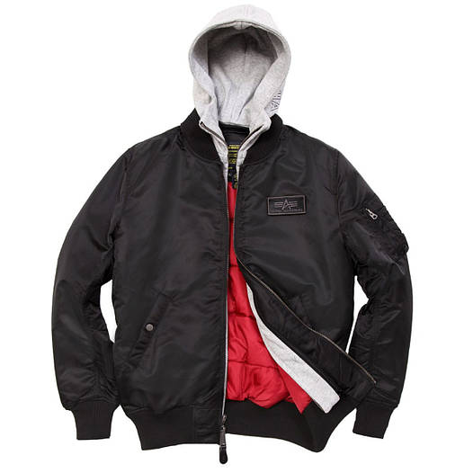 Куртка Alpha Industries (Аляска) MA-1 D-TEC