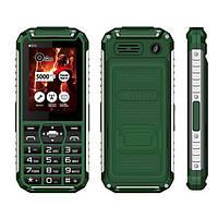 XP6000 2,4 дюйма 2500mAh 2030 SPK Факелы POWERBANK Водонепроницаемый Длинные ожидания Открытый мобильный телефон