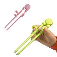 1 пара малышей детей начинающих обучение вспомогательные палочками мошенник с развитием раннего игрушку обучения