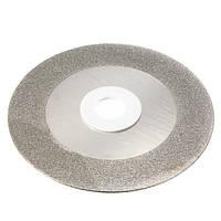 100мм 4 дюйма 150 меш алмазного шлифовального покрытием диск колеса