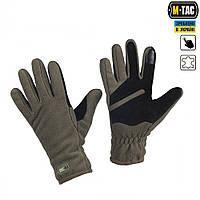 Перчатки тактические зимние Winter Tactical Windblock 380 оливковые, фото 1