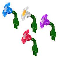 USB Mini арома-диффузор увлажнитель воздуха цветок духи мини электрический ароматерапии эфирное масло diffu