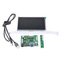 7-дюймовый ЖК-экран DIY Kit HD LED 800x480 для Raspberry Pi