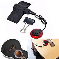 Про контакт микрофона MIC пикап для гитары скрипки банджо укулеле мандолине