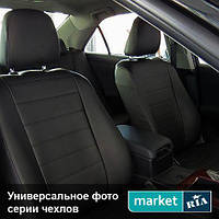 Чехлы на сиденья Citroen C-Crosser 2007-2013 (Robinzon) Компл.: Полный комплект (5 мест)
