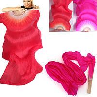 1.8м удлинить танец живота вентилятора подражали шелковой ткани бамбука поклонников танцевать танцы поставок производительности