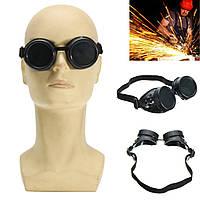 Сварка Резка Сварщики промышленной безопасности Goggles стимпанк Cup Goggles