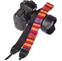 Универсальная автомобильная камера плеча шеи ремень ремешок для SLR DSLR цифровой Nikon Canon Sony камера