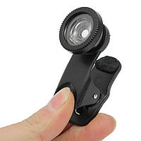 LQ-001 универсальный 0.67x увеличение оптическая линза телескопа лупа для камеры таблетки смартфон