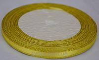 Лента атласная с люрексом 0.6 см (цвет 15)