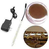 15см LED Leak Свет для саксофона кларнет флейта гобоя Tester Repair Tool