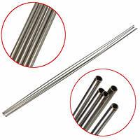 5шт 304 капиллярная трубка из нержавеющей стали од 2мм х 1.6 мм ID Длина трубы из нержавеющей 500мм