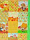 Одеяло-покрывало для детей и подростков «Времена года», Loskutini, фото 7