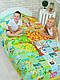 Одеяло-покрывало для детей и подростков «Времена года», Loskutini, фото 3