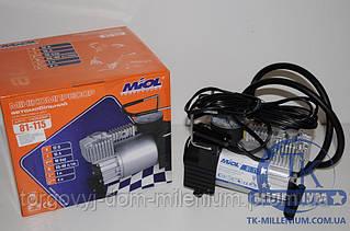 Миникомпрессор автомобильный 12В MIOL 81-115