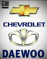 "Эмблема ""Chevrolet""(крест) Aveo T255 HB на решётке капота GM 96808252"