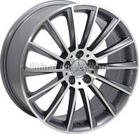 Литые диски Replica ZW-BK836 GP 8.5x19/5x112 D66.6 ET35 (Grey Polished)