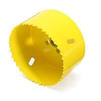 80mm M42 металла Кольцевая пила коронка Cutter Арбор центрирующим сверлом Wood Plastic Кольцевая пила