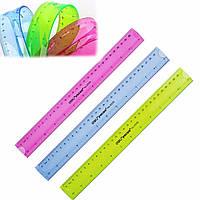 12 30 см супер гибкий правило правитель измерительный инструмент канцелярские для офиса школы