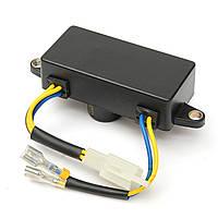 1.5V 3500 Вт 3.5KW Генератор AVR Автоматический стабилизатор напряжения выпрямителя Черный