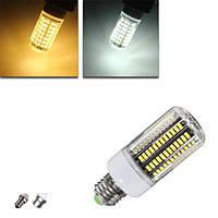 LED Лампа 12w 136 СМД 5733 1500LM LED крышка кукуруза свет колбы лампы переменного тока 220В E27 e14 b22