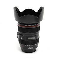 380 мл кружка в форме объектива фотоаппарата для пива чая кофе и других напитков