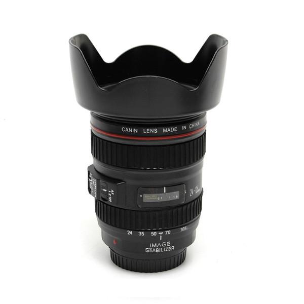 380 мл кружка в форме объектива фотоаппарата для пива чая кофе и других напитков - ➊TopShop ➠ Товары из Китая с бесплатной доставкой в Украину! в Днепре