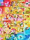 Одеяло-покрывало для детей и подростков «Пони Мозаика», Loskutini, фото 7