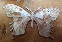 Термонаклейки бабочка 20 шт.