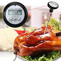 Цифровой ЖК-барбекю барбекю термометр еды зонд мясо кухня Инструмент измерительный