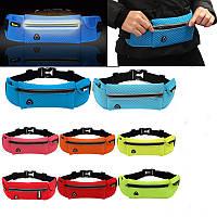Спорта Туризм работает бег велоспорт талии ремень сумка карман сетка пакет мешочек для iPhone 6 / 6с плюс 6/6