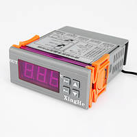 XH-W2028-50 ~ 110 ℃ DC регулятор 20-28v термометр цифровой регулятор температуры жк тепла контроллер прохладное температуры термостат с датчиком
