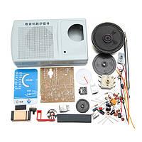DIY тип zx2051 IC FM AM радио комплект electroinc обучения комплект