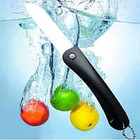 Складная кухня Керамический Нож Красочный экологически чистый оксид циркония Фрукты Керамический Нож