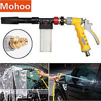 Высокое давление снега пены воды Автомойки Краскопульт для очистки шланга Lance 100ML
