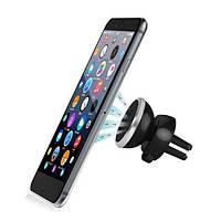 Оригинал baseus 360 градусов вращения магнитного притяжения воздуха автомобиля Vent держатель для iPhone чехол самсунг