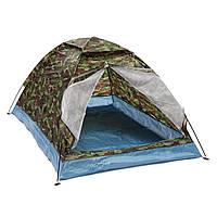 2 Лица Camping Tent Зонт двухслойный водонепроницаемый ветрозащитный Anti-UV ВС Shading Shelter Открытый Походные