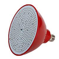 40W E27 255Red 97Blue Растущий лампы сад роста растений Светодиодные лампы Парниковый завод сец свет