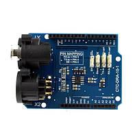 DMX щит max485 чипсет для Arduino