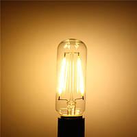 E14 T25 3W накаливания Эдисон ретро старинные свечи лампы теплый белый / белый 220В лампы