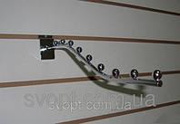 Флейта в эконом-панель на 9 шаров 30см