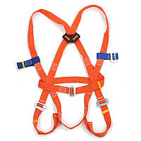 Открытый для всего тела Восхождение ремней безопасности Спасательные Спуска Aloft работы подвески ремень Harness