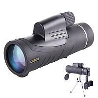 PANDA 10X42 Монокуляр телескоп Ручной HD-оптический широкоугольный окуляр ночного видения объектива