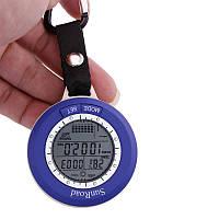 SUNROAD SR204 Цифровой барометр Рыбалка Многофункциональный 4 Водонепроницаемый IPX Барометр Термометр Таймер