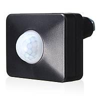 Светодиодный 120 ° 100 Вт Инфракрасный детектор движения PIR для внутреннего и наружного освещения 220-240 В