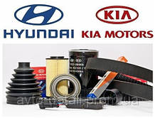 Масло трансмисион.Hyundai ATF SP-lll 1л 04500-00100