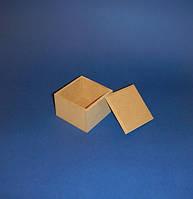 Шкатулка заготовка для декупажа (10х10х6,5см.)