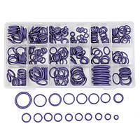 265 штук фиолетовый кондиционирования воздуха уплотнительное кольцо резиновые кольца водонепроницаемой шайбы