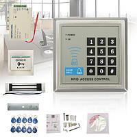 Электрический радиочастотная идентификация контроля доступа ID пароль Сафти СОТ замок двери магнитный набор